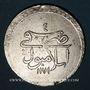Monnaies Anatolie. Ottomans. Mustafa III (1171-1187H). Qurush1171H / an 4, Islambul (Istanbul)