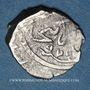 Monnaies Anatolie. Ottomans. Selim II (974-982H). Akce 97(4)H, Janja