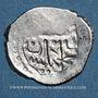 Monnaies Anatolie. Ottomans. Selim II (974-982H). Akce, revers incus