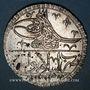 Monnaies Anatolie. Ottomans. Selim III (1203-1222H). Yüzlük 1203H. An 1, Islambul (Istanbul)