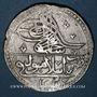 Monnaies Anatolie. Ottomans. Selim III (1203-1222H). Yüzlük 1203H an 6, Islambul (Istanbul)
