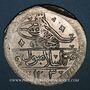 Monnaies Anatolie. Ottomans. Selim III (1203-1222H). Yüzlük 1203H. An 7, Islambul (Istanbul)