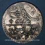 Monnaies Anatolie. Ottomans. Selim III (1203-1222H). Yüzlük 1203H an 8, Islambul (Istanbul)