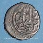 Monnaies Anatolie. Ottomans. Sulayman Celebi (804-813H). Akce 806H