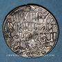 Monnaies Anatolie. Seljouquides de Rûm. Kayka'us II, Qilij Arslan IV et Kaykobad II (647-657H). Dirham 653 H,