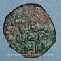 Monnaies Anatolie. Seljouquides de Rûm. Kaykhusru I (1er règne, 588-595H). Fals bronze
