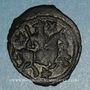 Monnaies Anatolie. Seljouquides de Rûm. Kaykhusru I (2e règne, 600-607H).  Fals