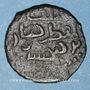 Monnaies Anatolie. Seljouquides de Rûm. Kaykobad I (Kay Qubadh) (616-634H). Fals, avec le calife al-Zahir