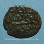 Monnaies Anatolie. Seljouquides de Rûm. Kaykubad I (616-634H). Br. Fals