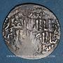 Monnaies Anatolie. Seljouquides de Rûm.  Mas'ud II (679-697H). Dirham 684H, Siwas
