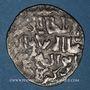 Monnaies Anatolie. Seljouquides de Rûm. Mas'ud II (679-697H). Dirham (?)H, ma'den Bayburt
