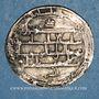 Monnaies Asie centrale. Abbassides. Harun al-Rashid (170-193H). Dirham 190H. Ma'din al-Shash
