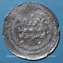 Monnaies Asie Centrale. Samanides. Nasr II (301-331H). Dirham 327H, Samarqand