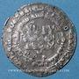 Monnaies Asie Centrale. Samanides. Nuh I (331-343H). Dirham 338H, Bukhara