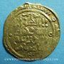 Monnaies Asie Centrale. Shahs du Khwarezm. Muhammad (596-617H). Dinar or, Bukhara