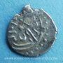 Monnaies Balkans. Ottomans. Mehmet II, 2e règne (855-886H). Akçe 86(5)H. Serez