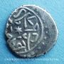 Monnaies Balkans. Ottomans. Mehmet II, 2e règne (855-886H). Akçe (86)5H, Edirne