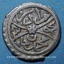 Monnaies Balkans. Ottomans. Murad II (824-848H). Akçe 834H, Serez