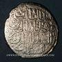 Monnaies Balkans. Ottomans. Mustafa II (1106-1115H). Zolota 1106H, Edirne