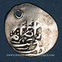 Monnaies Caucase. Shirvan. Ep. Fath 'Ali Khan(1180-1203H). Abbasi contremarqué, 1202H, Shemakha (Azerbaïdjan)