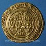 Monnaies Egypte. Fatimides. al-Mustansir (427-487H). Dinar or 478H, al- Iskandariya