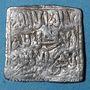 Monnaies Espagne. Almohades. Anonyme (VIe-VIIeH). Dirham, Murcia