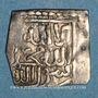 Monnaies Espagne. Nasrides. Anonyme (8e - 9e H). 1/2 dirham, Grenade