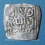 Monnaies Espagne. Nasrides. Anonyme (IXeH = XVe). 1/2 dirham, Grenade