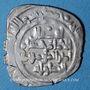 Monnaies Espagne. Royaume de Denia. Iqbal ad-Dawlah (436-468H). Dirham 44(1)H, Denia