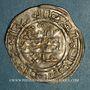 Monnaies Espagne. Umayyades d'Espagne. al-Hakam II (350-366H). Dirham 365H. al-Andalus