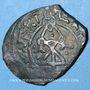 Monnaies Géorgie. Bagratides. Dimitri II (vers 1280). Fals