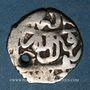 Monnaies Géorgie. Safavides. Abbas II (1052-1077H). Shahi. Tiflis (Géorgie)