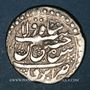 Monnaies Géorgie. Safavides. Sultan Husayn (1105-1135H). Abbasi 113(0)H, Erevan (Arménie)