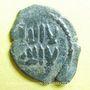 Monnaies Gouverneurs Umayyades d'Espagne. Fals anonyme 22 mm