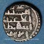 Monnaies Inde. Ghaznevides. Ibrahim (451-492H). Jital billon (Lahore)