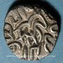 Monnaies Inde. Qarlughides. Nasir al-Din Muhammad Qubacha (647-658H = 1249-1259). Jital