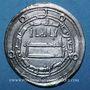 Monnaies Iran. Abbassides. al-Ma'mun (194-218H). Dirham 197H, Isfahan