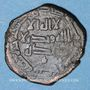 Monnaies Iran. Abbassides. al-Mahdi (158-169H). Fals 167H, Ardashir Kurra, avec Rabi' (b. al-Khatir)