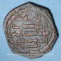 Monnaies Iran. Abbassides. al-Mahdi (158-169H). Fals 167H, Istakhr, avec Rabi' (b. al-Khatir)
