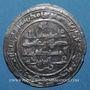 Monnaies Iran. Bouyides. Ahmad b. Buyeh (328-334H). Dirham 3334H, al-'Askar min al-Hawaz