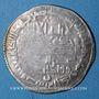 Monnaies Iran. Bouyides. Fakr ad-Dawla (373-87H) et Samsam ad-Dawla Abu Kalinjar (380-88H) Dirham 381H Jiroft