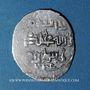 Monnaies Iran, Timurides, Timur et Suyurghatmish (771-790H),  2 dinars argent, 789H, Shiraz