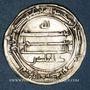 Monnaies Iraq. Abbassides. al-Ma'mun (194-218H). Dirham 198H. Madinat al-Salam
