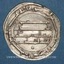 Monnaies Iraq. Abbassides. al-Mahdi (158-169H). Dirham 160H. Madinat al-Salam