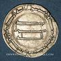 Monnaies Iraq. Abbassides. al-Mansur (136-158H). Dirham 142H. al-Basra