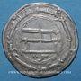 Monnaies Iraq. Abbassides. al-Mansur (136-158H). Dirham 145H, al-Basra