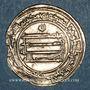 Monnaies Iraq. Abbassides. al-Mu'tadid (279-289H). Dirham 283H. Madinat al-Salam