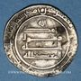 Monnaies Iraq. Abbassides. al-Mu'tadid (279-289H). Dirham 289H. Madinat al-Salam