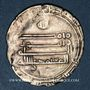 Monnaies Iraq. Abbassides. al-Mu'tamid (256-279H). Dirham 269H. Madinat al-Salam