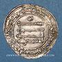 Monnaies Iraq. Abbassides. al-Muqtadir (295-320H). Dirham 299H. Madinat al-Salam